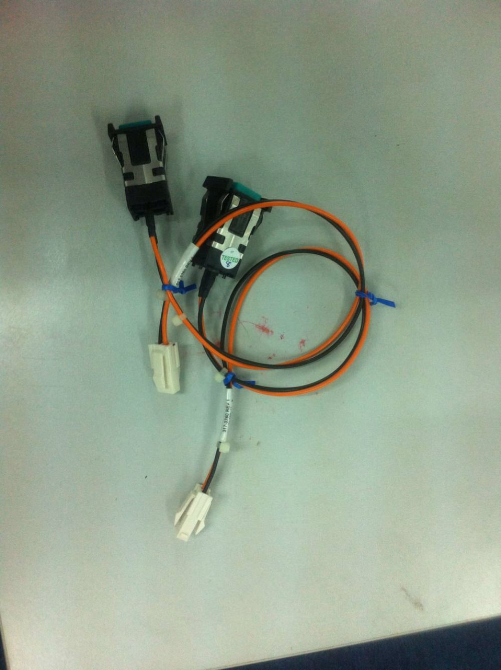 SECURITY PRODUCT WIRE HARNESS